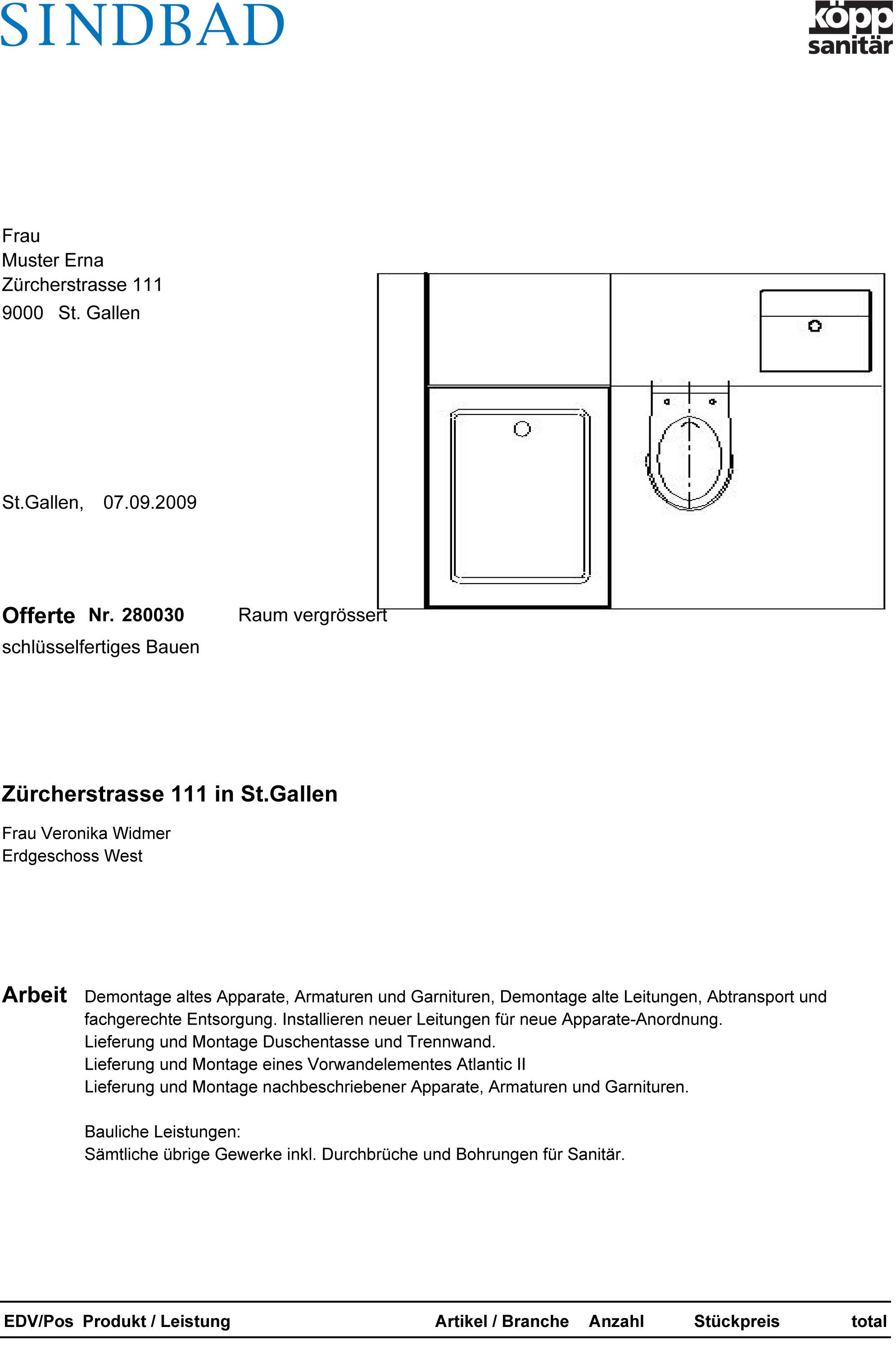 Köpp Ag Sanitäre Anlagen Planung
